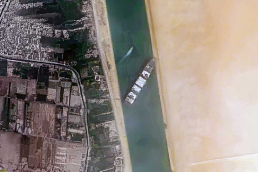 What We Can Learn from the Ever Given Suez Canal Incident